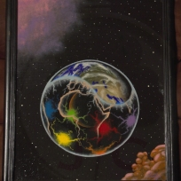 Earthly Expansion_16X20 or 18X22 w:frame_$500
