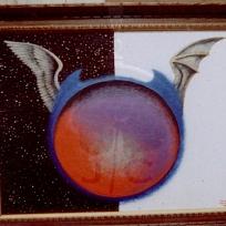 Planet X_16X20 w:o frame_$40